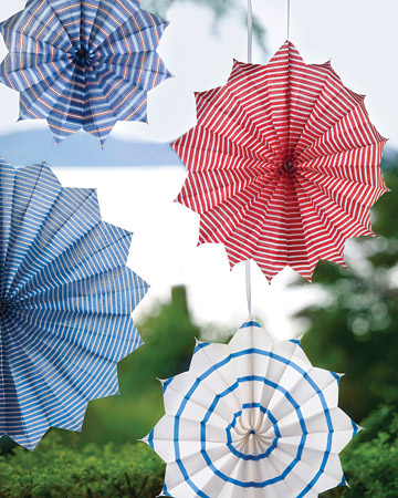 fourth of july decorations to make. Fireworks Table Decorations:
