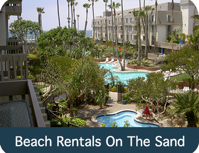 Beach Rentals On The Sand
