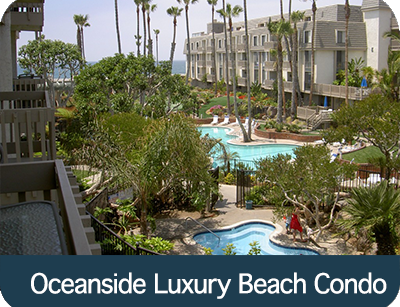 Oceanside Luxury Beach Condo