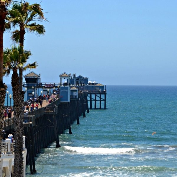 The Peir: Visit Oceanside