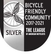 Bike Friendly Community - Silver Award