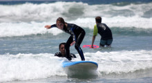 Surf Lessons- Learn to Rip - Oceanside CA
