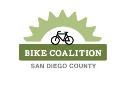 San Diego County Bike Coalition logo