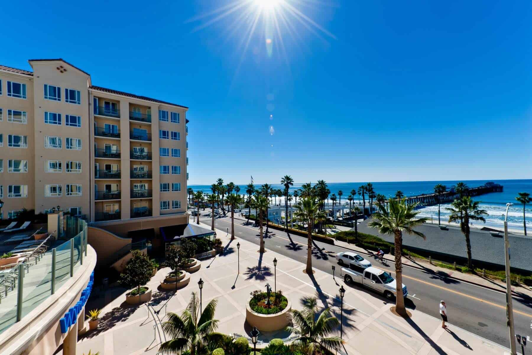Wyndham oceanside pier resort visit oceanside for The wyndham