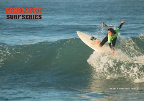 Scholastic Surf Series Oceanside CA
