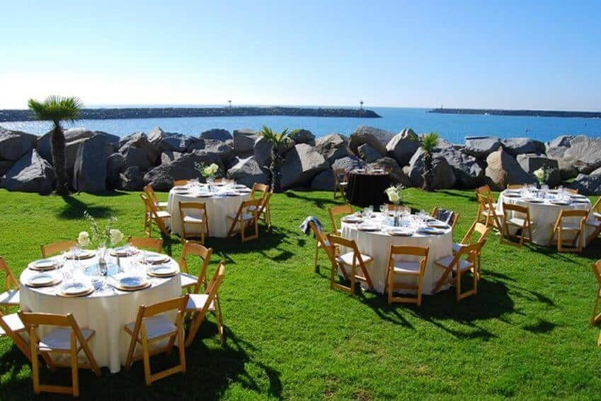 Oceanside Wedding and Event Locations