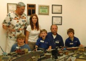 Trains for Kids @ Heritage Park | Oceanside | California | United States