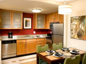 Residence Inn Oceanside Kitchen