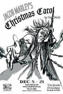 Jacob Marley's Christmas Carol @ Brooks Theatre | Oceanside | California | United States