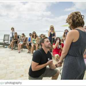 Beachfront Only Engagement