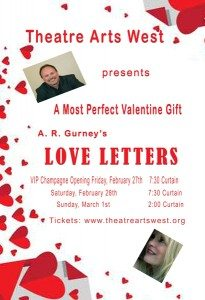 Love Letters @ Brooks Theatre