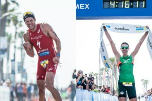 IRONMAN 70.3 2014 winners
