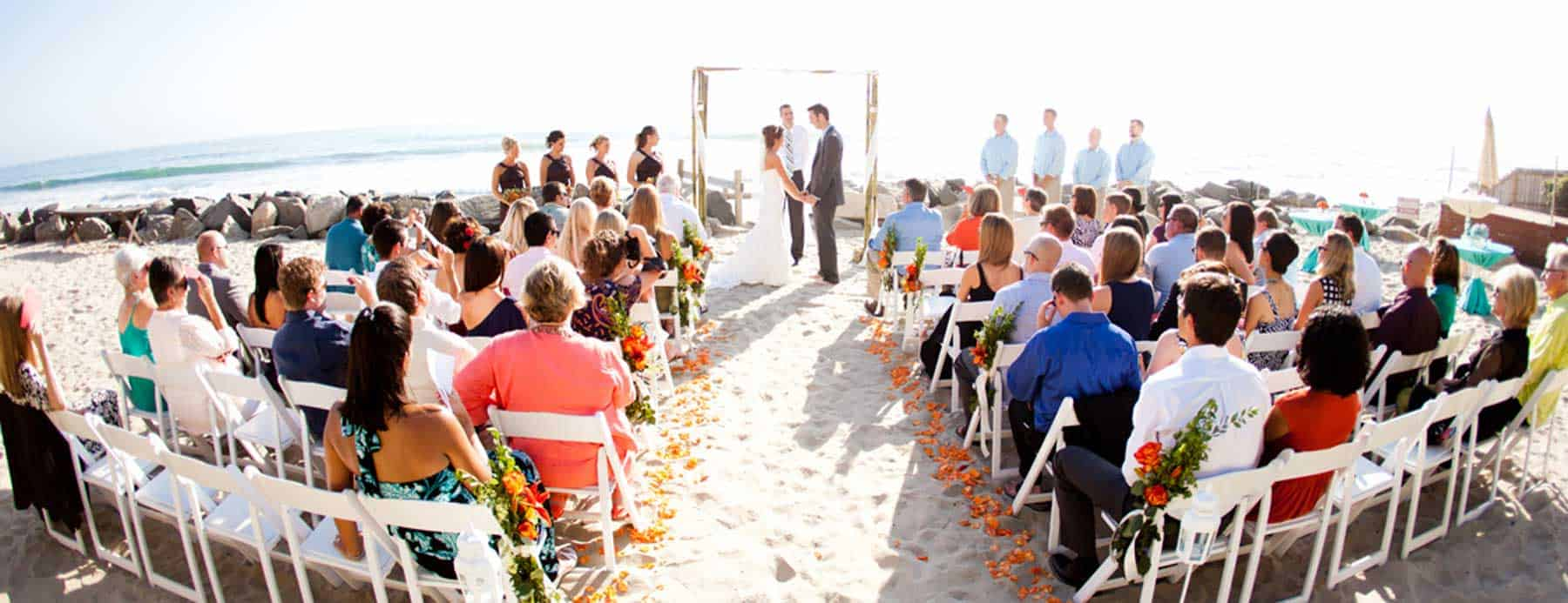 Oceanside Wedding and Event Venues