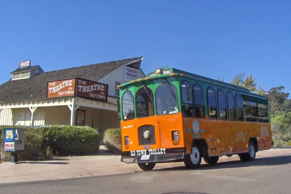 San Diego Old Town Trolley