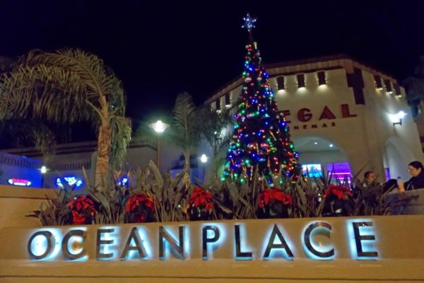 Oceanside Christmas Tree Lighting