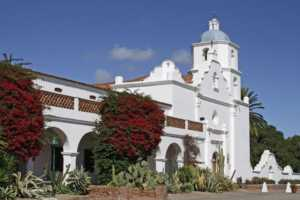 Mission San Luis Rey Oceanside Filming Location