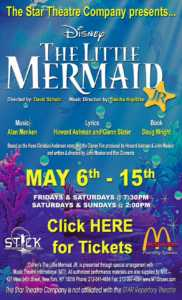 The Little Mermaid @ Star Theatre Company |  |  |