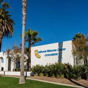California Welcome Center, Oceanside, Visitor Center, Information Center