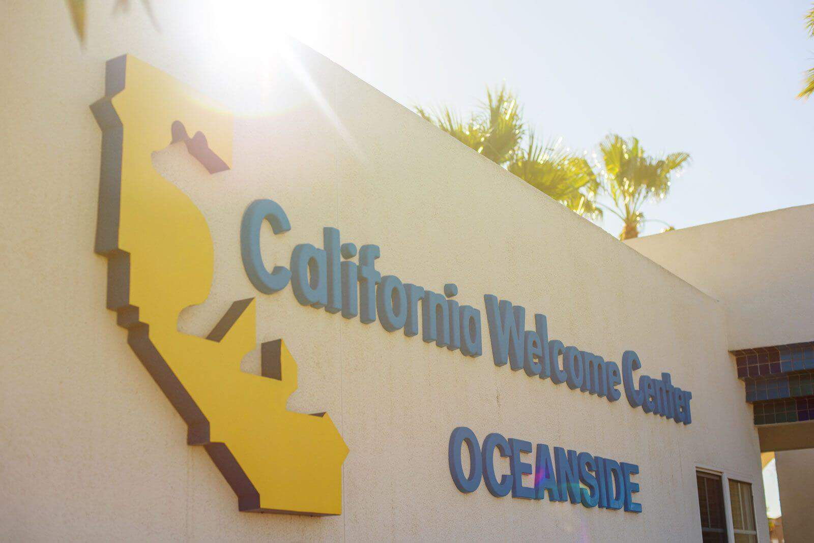 California Welcome Center Oceanside - Oceanside Visitor Center