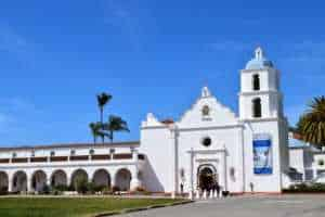 Mission San Luis Rey - Oceanside,CA, historic tours, california missions, things to do in oceanside