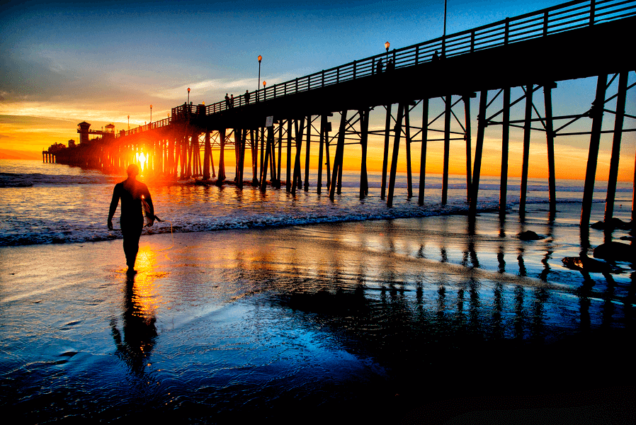 May photo recap oceanside beauty visit oceanside for Surf fishing southern california