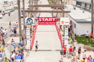 RAAM-Race-Start- Oceanside CA