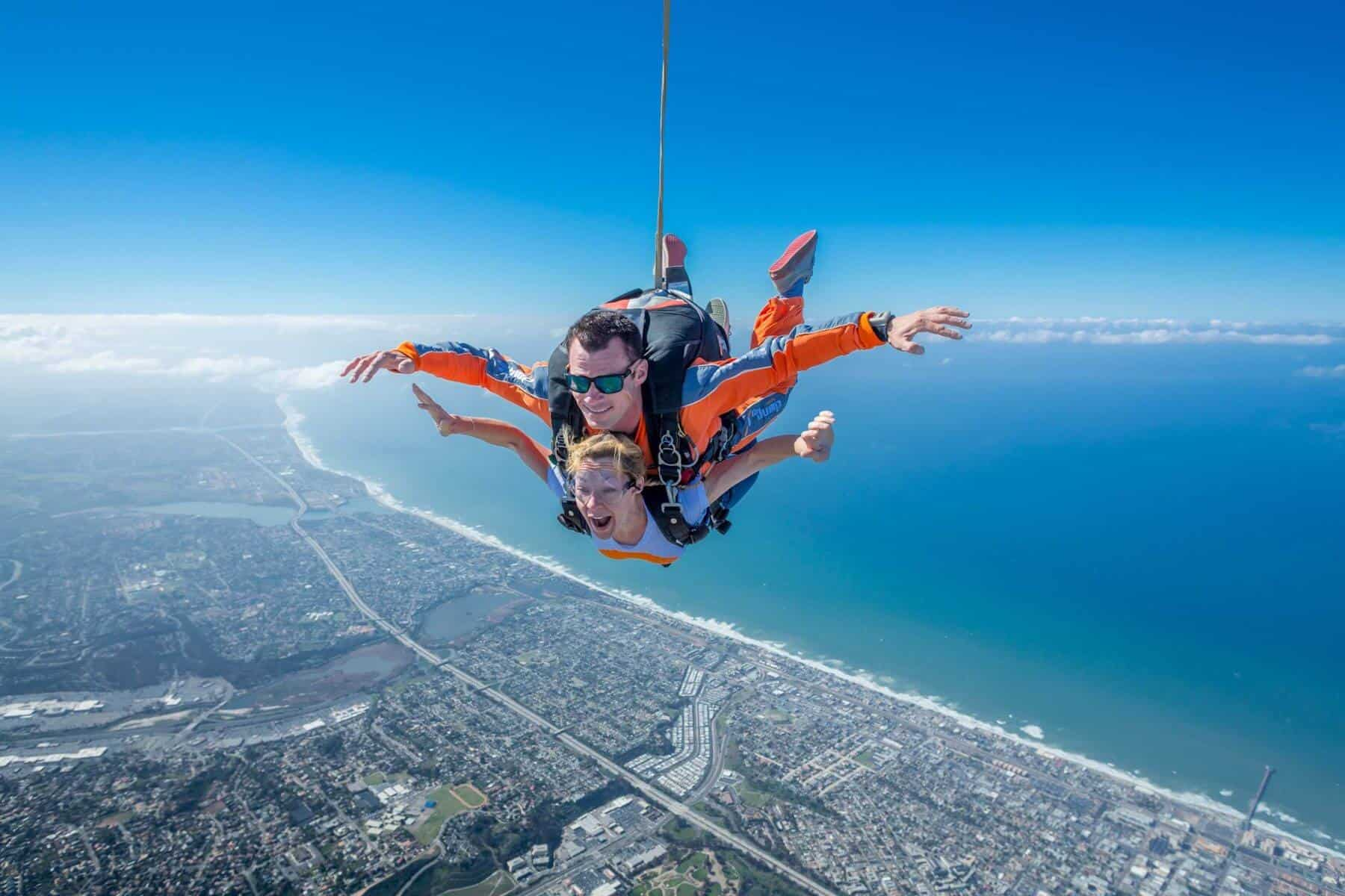 Go Jump Oceanside - Coastal Skydiving