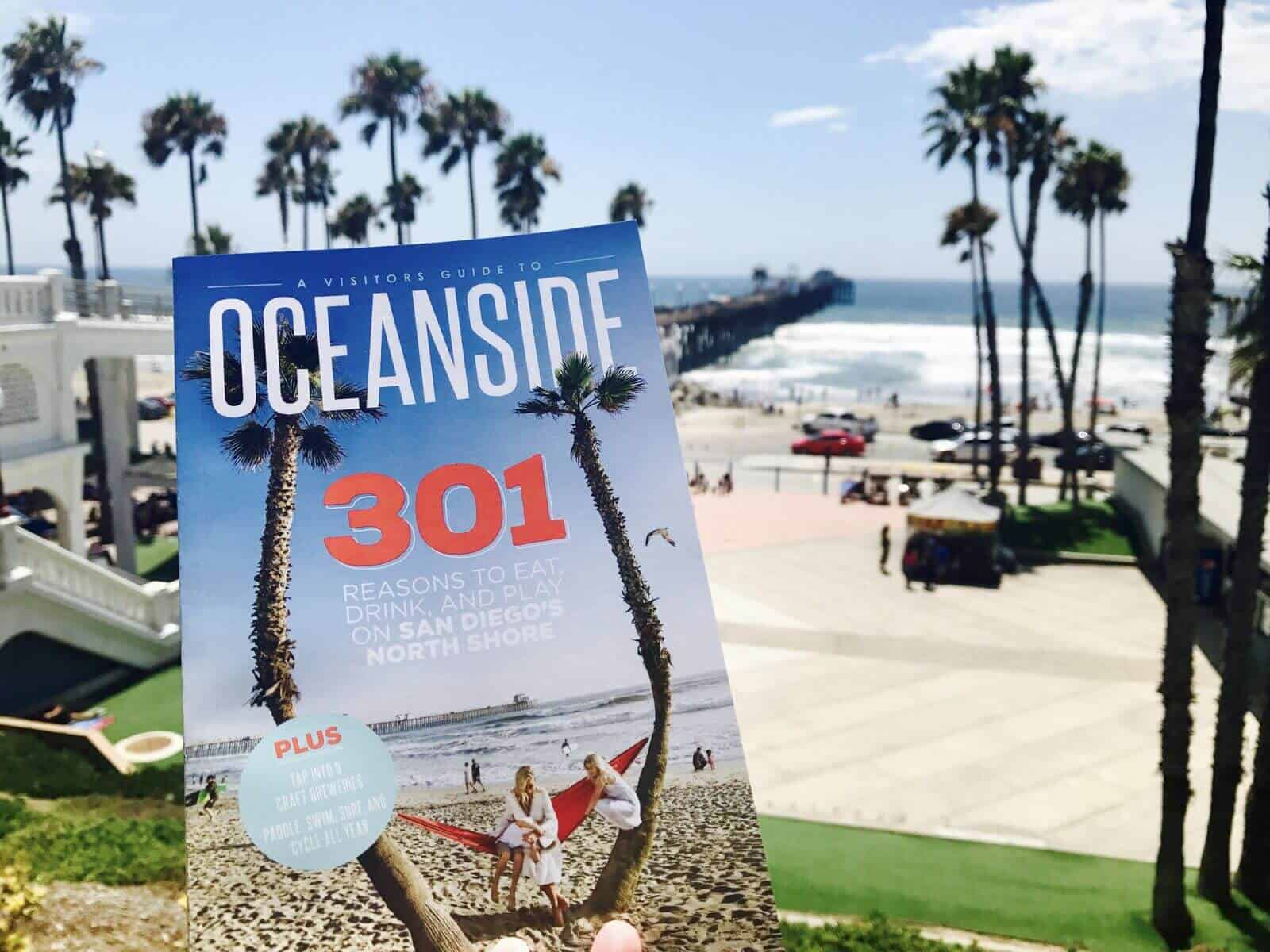 2017 Oceanside Visitor Guide at the Beach