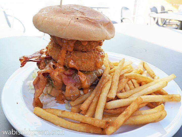 The PCH Burger