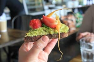 Privateer Marketplace Favacado Toast Epicurean San Diego