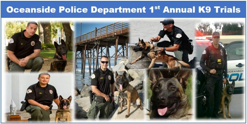 OPD K9 Trials Competition