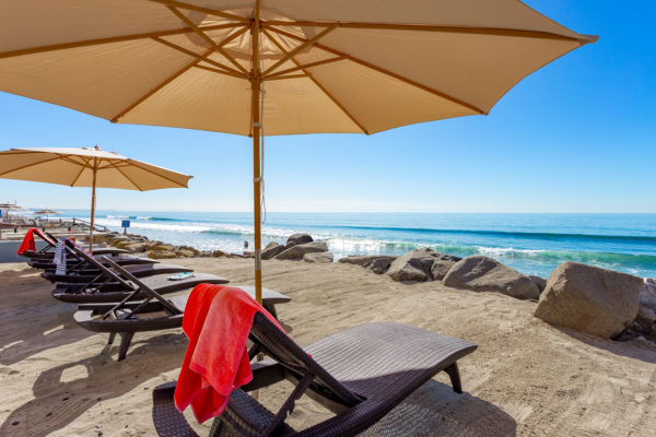 BeachFront Only Vacation Rental- Oceanside CA