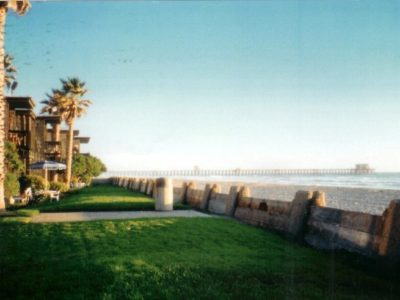 Oceanside Beach Vacations - North Coast Village- Oceanside Pier view