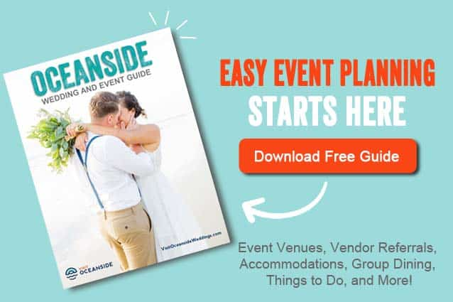 Request the Oceanside Wedding Guide