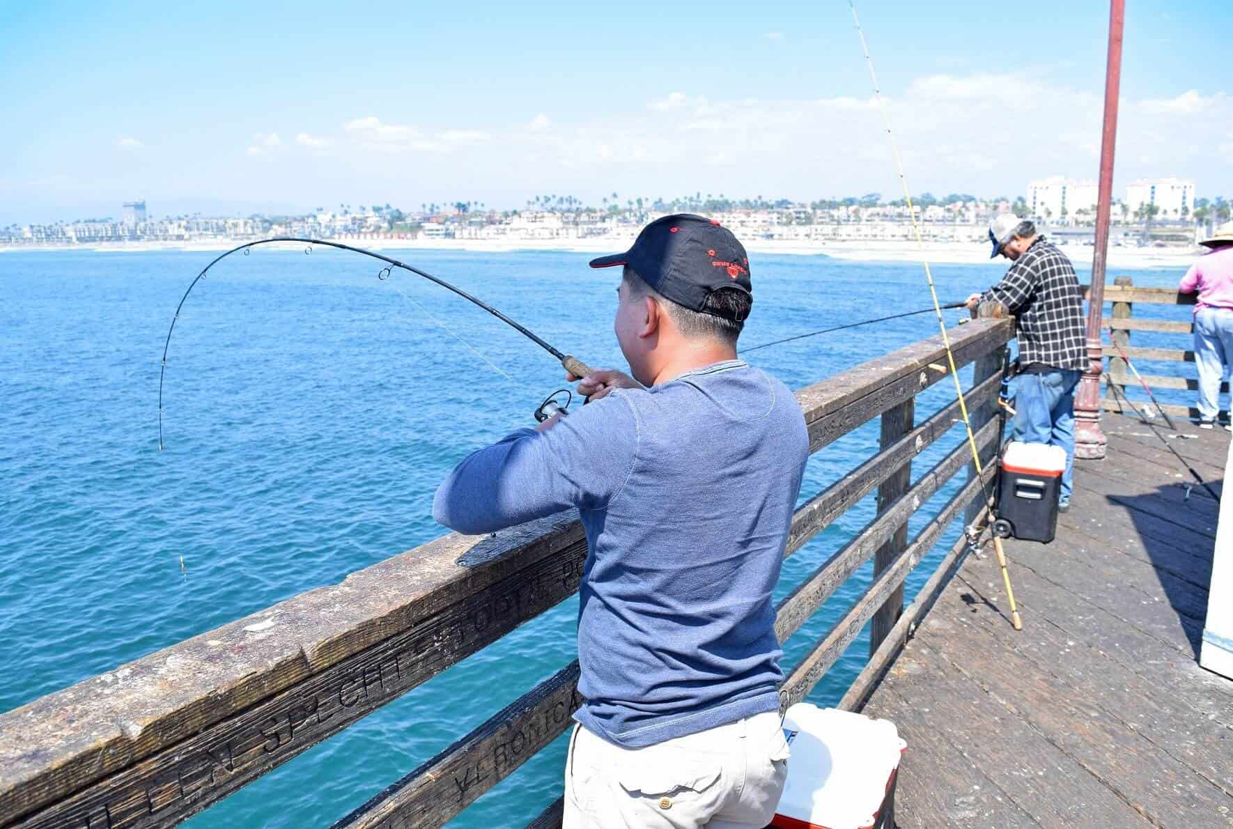Fishing with the family a perfect oceanside adventure for Oceanside fishing charters