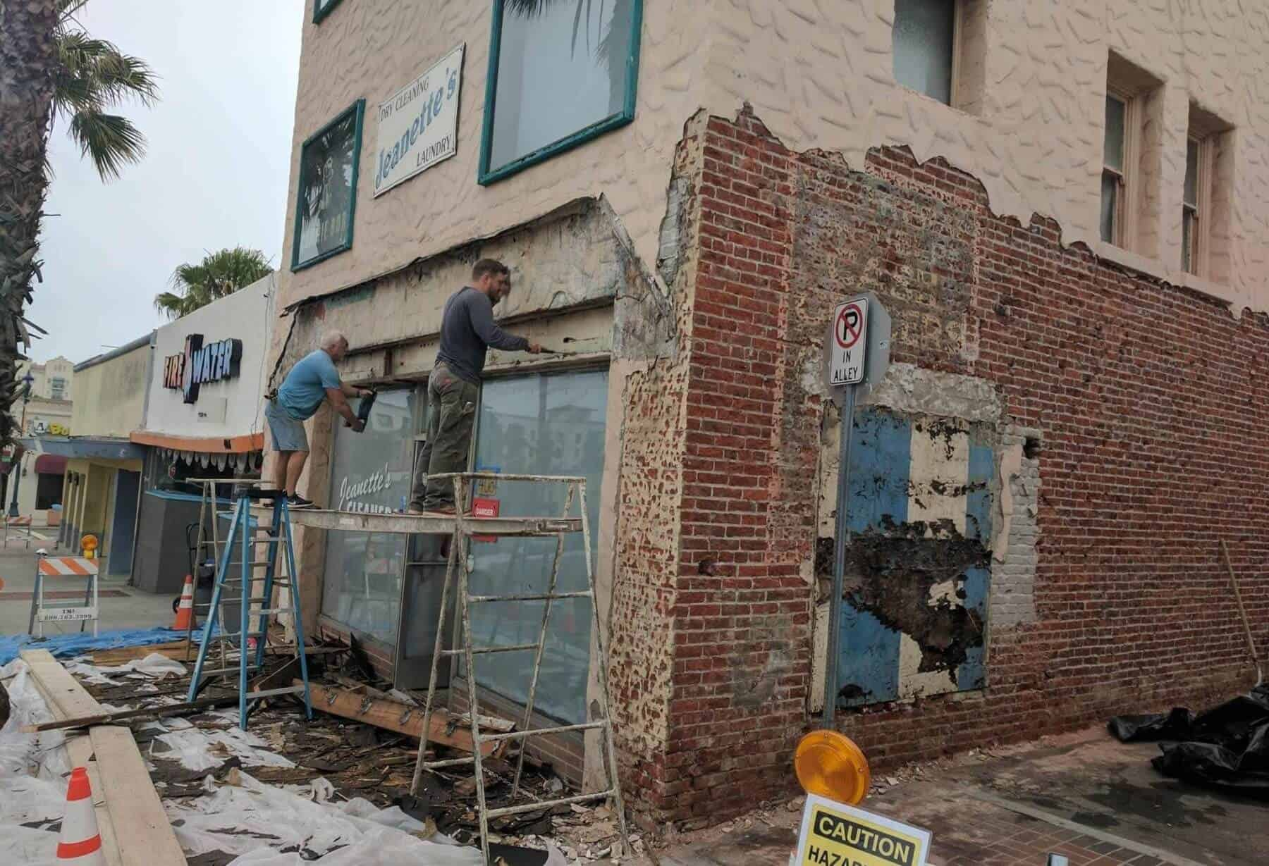 Schuyler Building Restoration