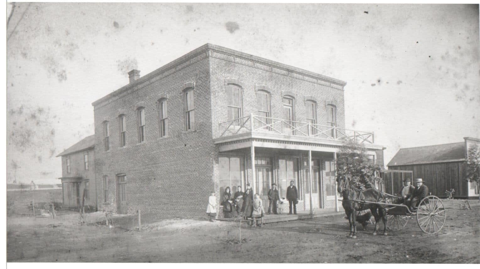 Bunker House Oceanside 1885