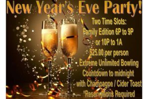 New Years Eve Party Surf Bowl