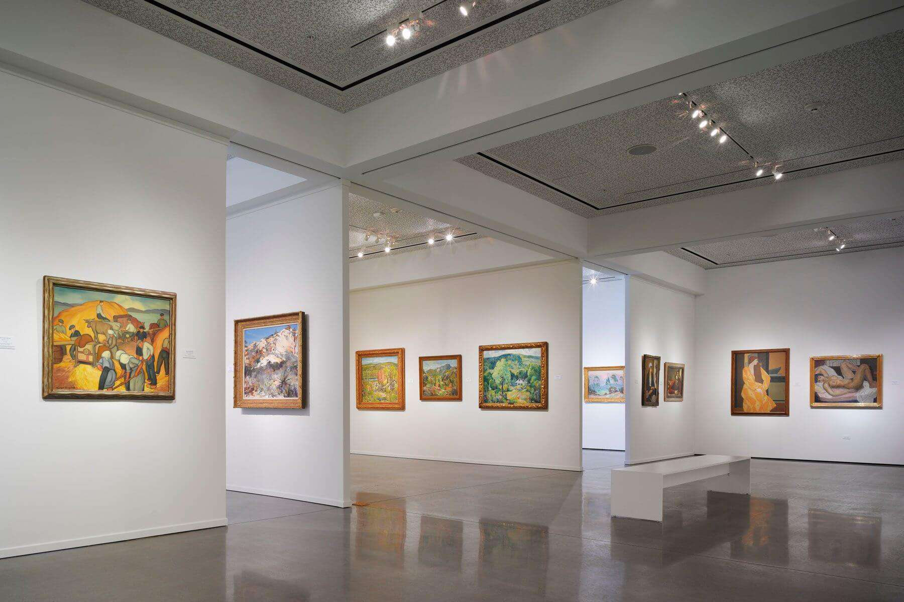 Oceanside Museum of Art Gallery