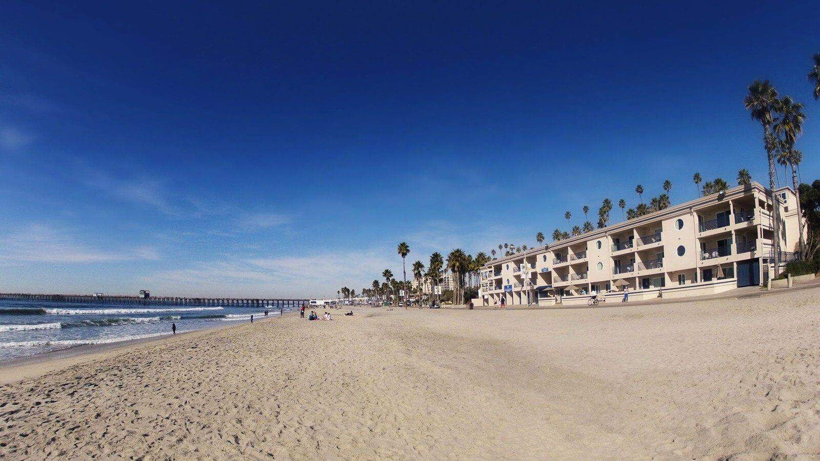 Southern California Beach Club Oceanside, CA