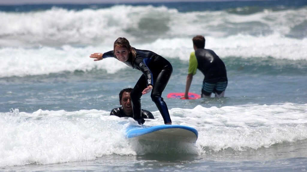 Surf Lessons Learn to Rip Oceanside CA