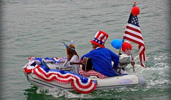 Dinghy Parade