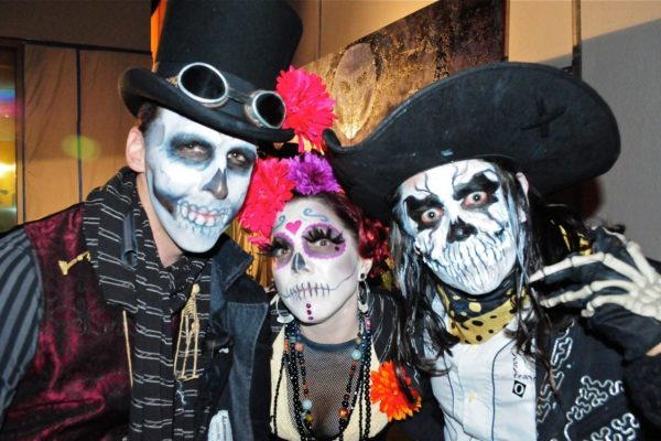Oceanside Museum of Art Art After Dark Day of the Dead