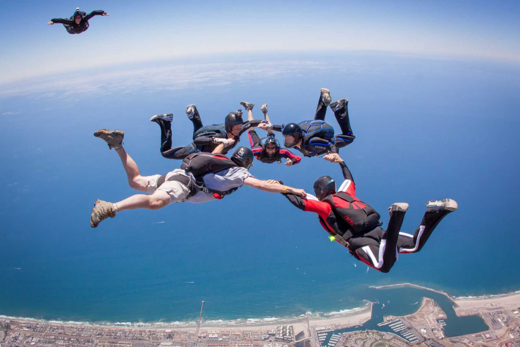 Coastal Skydiving