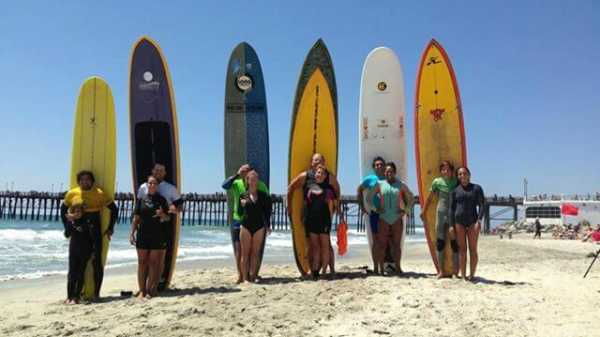 Oceanside Longboard Surfing Club