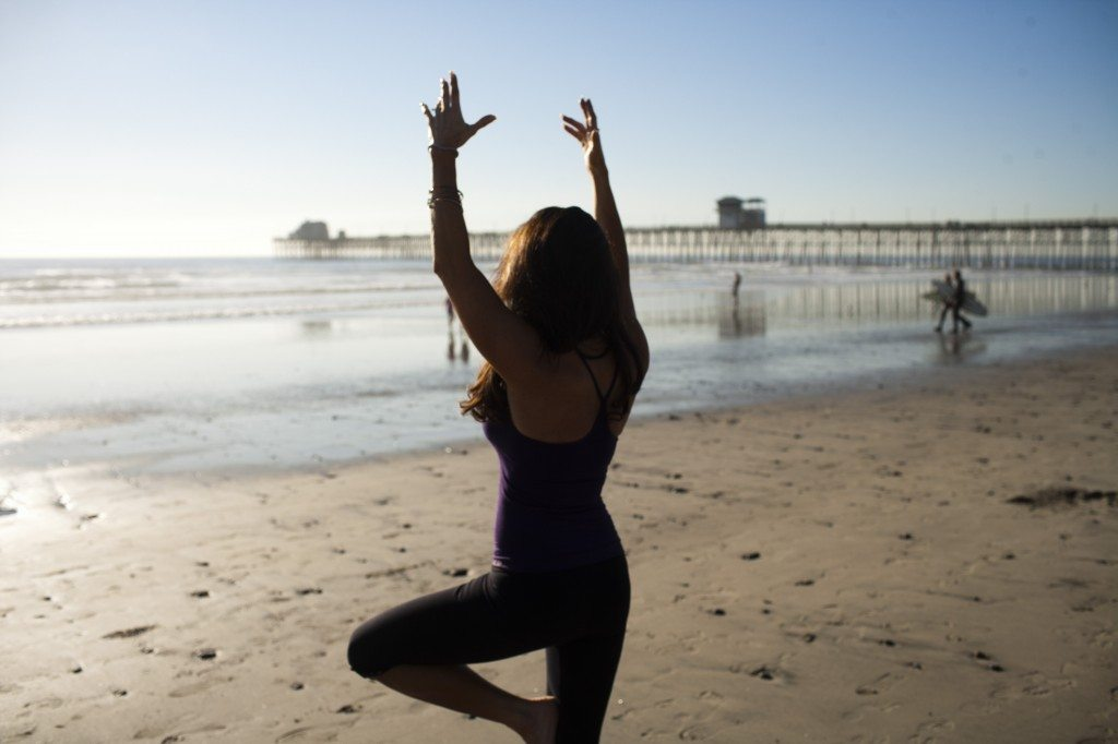 Yoga studios in oceanside