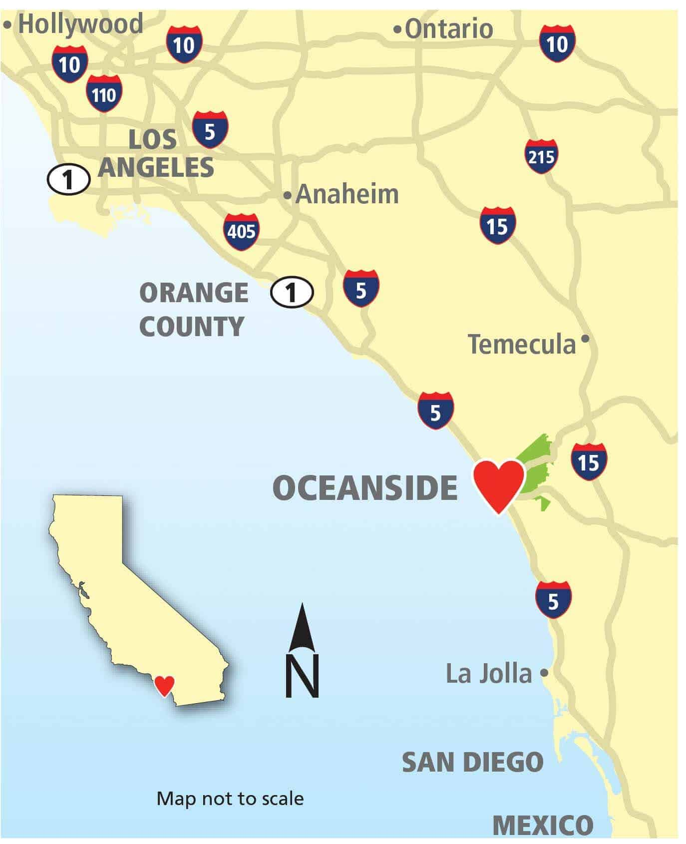 Oceanside Transportation - Visit Oceanside on ocean beach ca, ocean side or, the ocean house in oceanside ca,