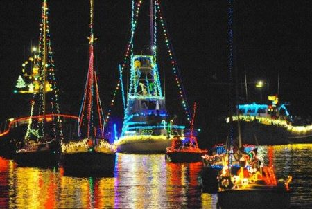 Parade of Lights Oceanside