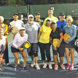 Pickleball tournaments in Oceanside