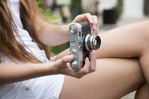 Traveling Camera for Vacation Photos